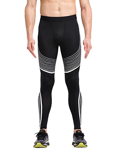 20fd951c92681f Vansydical® Men's Sports Classic Leggings Bottoms Exercise & Fitness  Activewear Quick Dry Stretchy