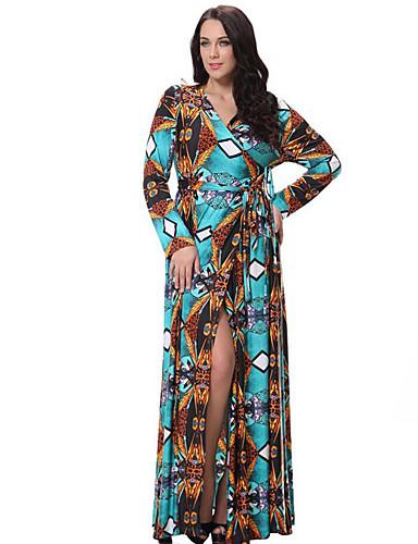e722fa3078d8 Women s Plus Size Boho Swing Dress