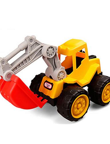 voordelige Speelgoedgereedschap-Speelgoedauto's Bouwgereedschap Doen alsof-spelletjes Unisex Graafmachine Simulatie Extra groot Kinderen