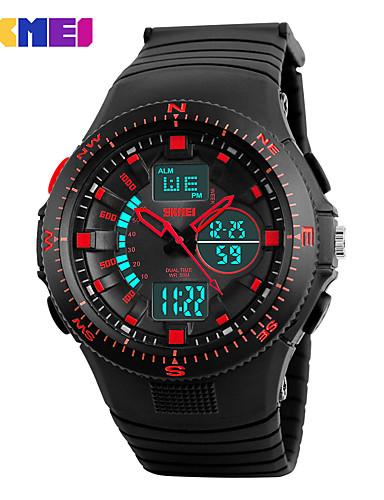 Homens Quartzo Único Criativo relógio Relógio de Pulso Relógio inteligente Relógio Esportivo Chinês Calendário Cronógrafo Mostrador Grande