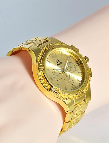 Pánské Módní hodinky Náramkové hodinky Unikátní Creative hodinky Hodinky na běžné nošení Křemenný Nerez KapelaPřívěsek Cool Běžné nošení