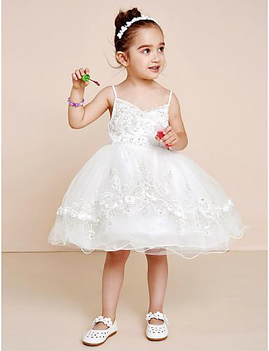 Vestido feminino princesa de joia com joias - Tiras de espaguete sem mangas com fita adesiva