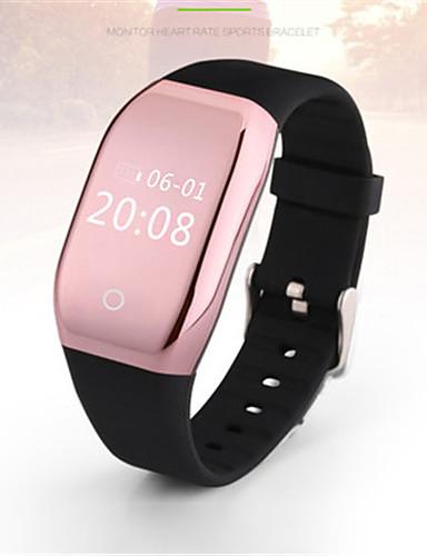 d210b55fff Dámské Chytré hodinky Módní hodinky Digitální Silikon Kapela Černá ...