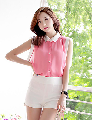 Women's Daily Casual Casual Blouse