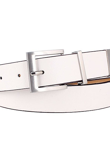 Women's Acrylic Buckle - Solid