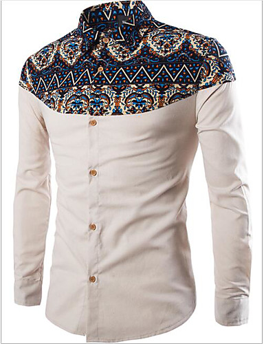 Men's Daily Work Casual Shirt