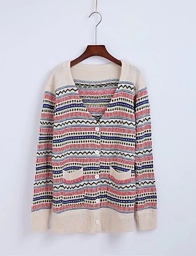Women's Going out Daily Casual Regular Cardigan