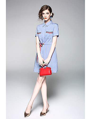 Women's Going out Daily Cute A Line Dress