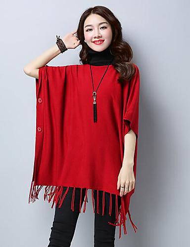 Women's Daily Regular Pullover
