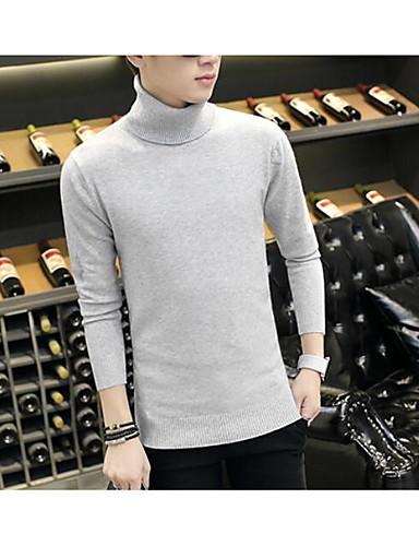 Men's Daily Casual Casual Regular Pullover