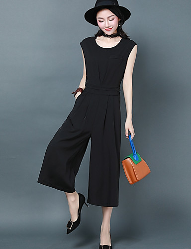 Women's Daily Jumpsuits