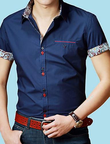 Men's Daily Work Casual Summer Shirt