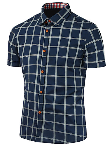 Men's Daily Chinoiserie Summer Shirt