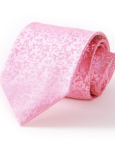 Men's Polyester Necktie - Jacquard