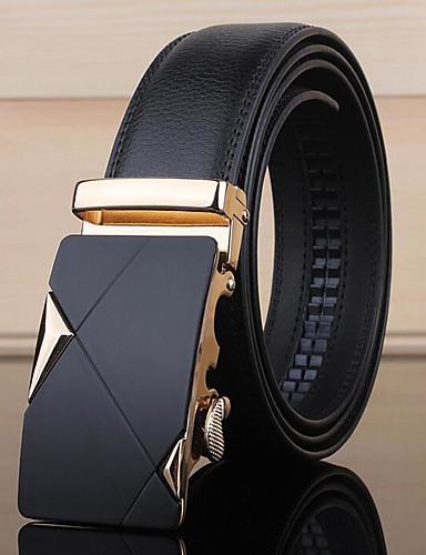 حزام خصر سادة رسمي / أساسي للرجال