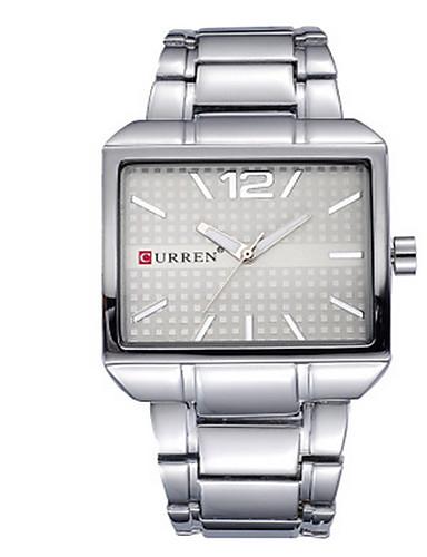 Herrn Einzigartige kreative Uhr Armbanduhren für den Alltag Sportuhr Militäruhr Kleideruhr Modeuhr Armbanduhr Armband-Uhr Japanisch Quartz