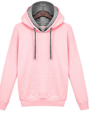 5fb8df05bbc0 Γυναικεία Βαμβάκι Παντελόνι - Μονόχρωμο Ανθισμένο Ροζ   Άνοιξη   Φθινόπωρο    Αθλητική εμφάνιση
