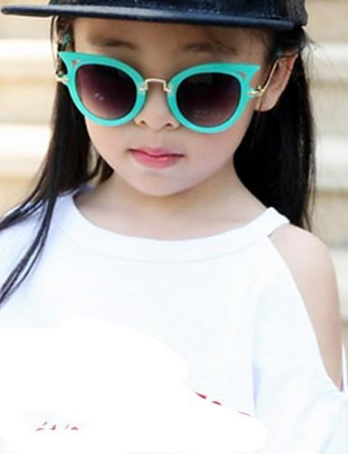 Okulary - Dla obu płci - Wiosna, jesień, zima, lato - Żywica z metalowym klipsem Niebieski Black