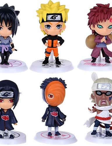 halpa Cosplay ja rooliasut-Anime Toimintahahmot Innoittamana Naruto Itachi Uchiha PVC CM Malli lelut Doll Toy