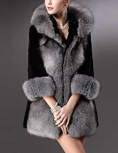 eb26cab426 Cheap Women's Fur & Faux Fur Coats Online | Women's Fur & Faux Fur ...