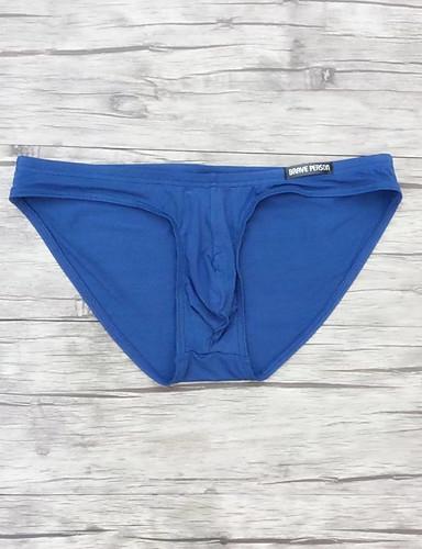 Herrn Sexy Solide - Jungen Shorts & Briefs Niedrige Taillenlinie