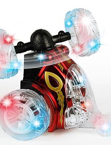 billige Lekebiler i støpejern-Lekebiler Terrengbil Nyhet Kjøretøy profesjonelt nivå Oppladbar Elektrisk Myk Plastikk Barne Gutt Jente Leketøy Gave 1 pcs