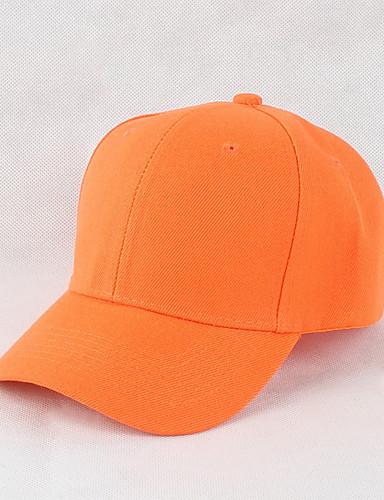 כובע שמש כובע בייסבול - אחיד כותנה מסוגנן עבודה יוניסקס
