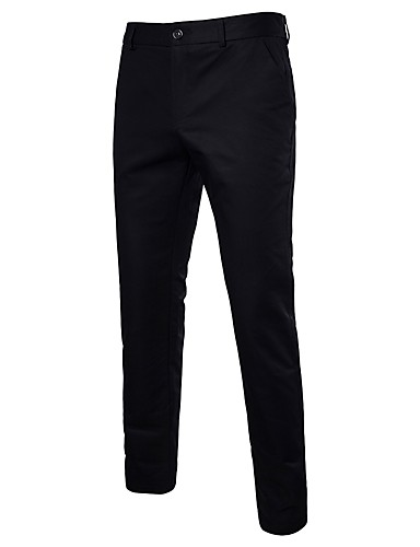 בגדי ריקוד גברים סגנון רחוב חליפות מכנסיים אחיד