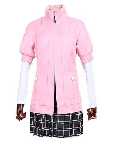 povoljno Anime kostimi-Inspirirana Persona 5 Džoker Anime Cosplay nošnje Japanski Cosplay Suits / Cosplay Tops / Bottoms Other Dugih rukava Kaput / Suknja / Rukavi Za Muškarci / Žene