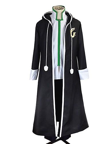 povoljno Anime kostimi-Inspirirana Fairy Tail Gerard Fernandes Anime Cosplay nošnje Japanski Cosplay Suits Other Dugih rukava Kaput / Top / Hlače Za Muškarci / Žene