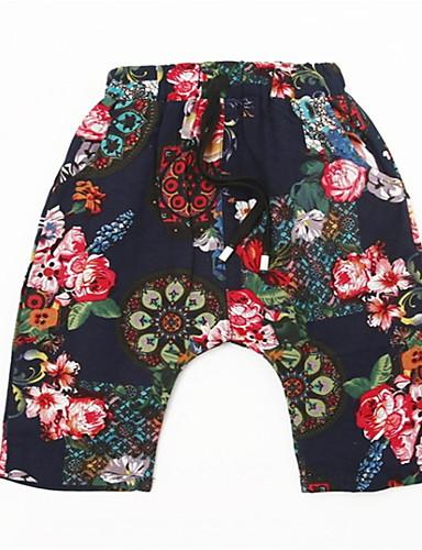 Dzieci Dla chłopców Kwiaty Spodnie