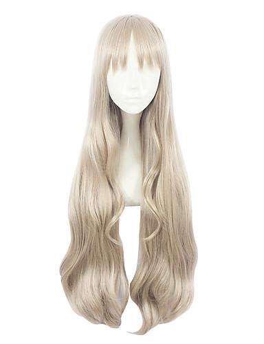 voordelige Cosplay Pruiken-Lieveling in de Franxx Cosplay Cosplaypruiken Allemaal 32 inch(es) Hittebestendige vezel Blond Anime