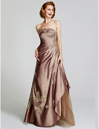 2a73bf133b635 Strapless, Mother of the Bride Dresses, Search LightInTheBox