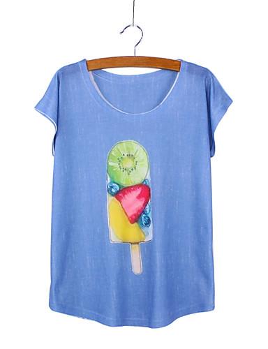 Majica s rukavima Žene Izlasci Voće