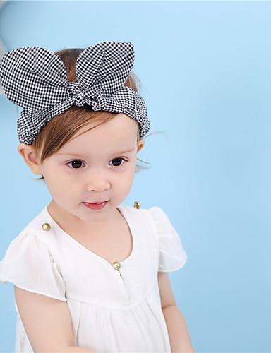 Ben Informato Bambino - Bambino (1-4 Anni) Da Ragazza A Scacchi Accessori Per Capelli Blu Taglia Unica #06844287