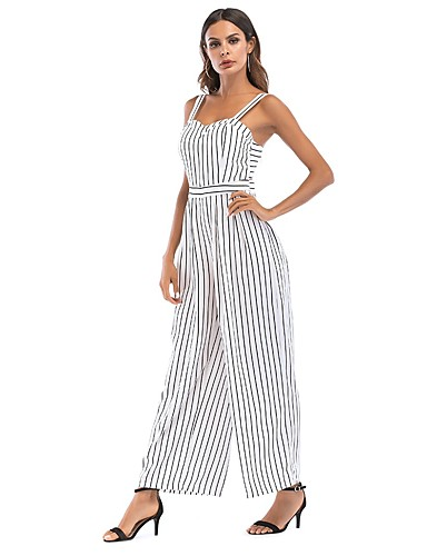 6d0432db2a Wide Leg, Women's Jumpsuits & Rompers, Search LightInTheBox