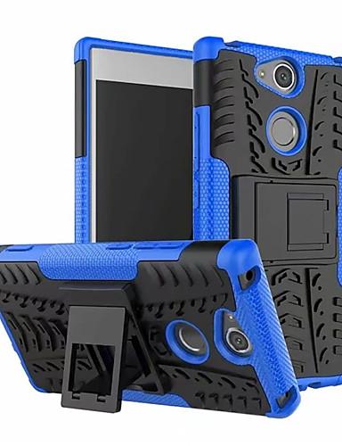 Θήκη Za Sony Xperia XA2 sa stalkom Stražnja maska Oklop Mekano PC