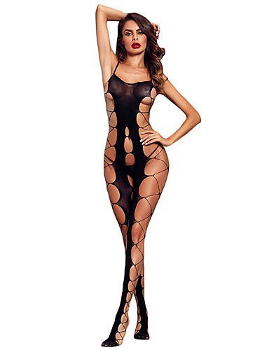 5ff758f65c Women s Suits Nightwear - Cut Out Embroidered