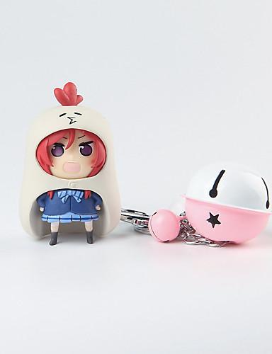 voordelige Cosplay & Kostuums-Anime Action Figures geinspireerd door Hou van het leven Maki Nishikino PVC 6 cm CM Modelspeelgoed Speelgoedpop