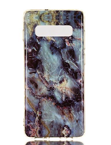 Etui Käyttötarkoitus Samsung Galaxy S9 / S9 Plus / S8 Plus IMD / Kuvio Takakuori Marble Pehmeä TPU