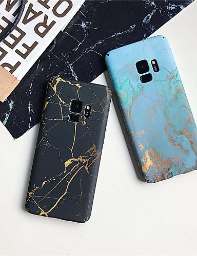 Etui Käyttötarkoitus Samsung Galaxy S9 / S9 Plus / S8 Plus Ultraohut / Kuvio Takakuori Marble Kova PC