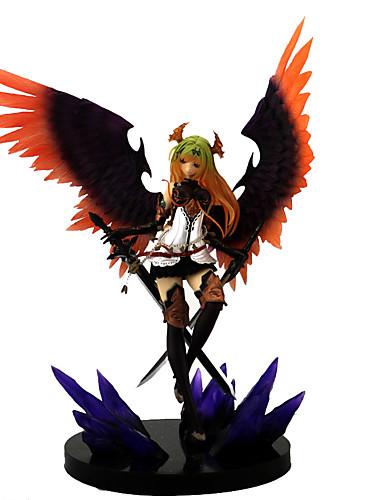 voordelige Cosplay & Kostuums-Anime Action Figures geinspireerd door Rage of Bahamut Olivia PVC 27 cm CM Modelspeelgoed Speelgoedpop