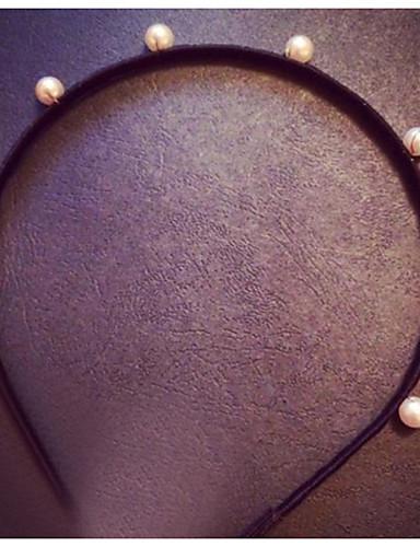 Miele Per Donna Stile Sveglio Perle Finte Tinta Unita #07192381 Risparmia Il 50-70%