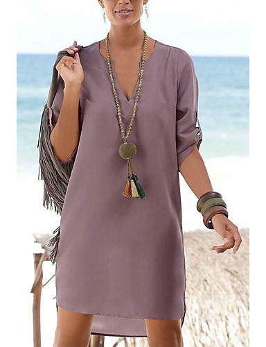 f8d8b8f4031 cheap Women  039 s Dresses-Women  039 s Elegant Mini Shift