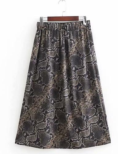 7820be852ba γυναικεία midi μια φούστα γραμμή - λεοπάρδαλη. $24.30. USD $16.99 · Χαμηλού  Κόστους Γυναικείες Φούστες-Γυναικεία ...