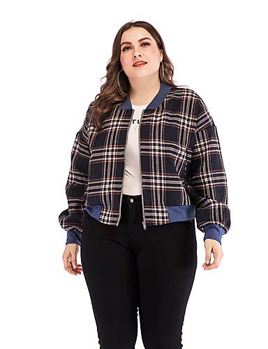 2019 Moda Blusa Per Donna A Scacchi Blu Marino Xxxl #07249397 Acquista Sempre Bene
