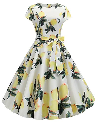 cf3873a3 cheap Women's Dresses-Women's Vintage Elegant A