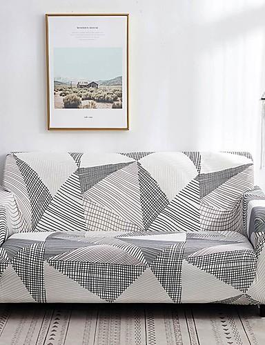 povoljno Happy Weekend-Sofa Cover Suvremeno Reactive Print Poliester Presvlake
