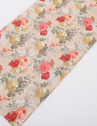 povoljno Wedding Dress Fabric-Chiffon Cvjetnih Uzorak 150 cm širina tkanina za Posebne prilike prodan od Metar