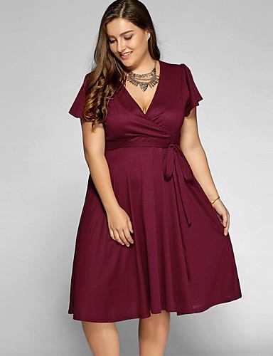 d594ee42 cheap Women's Dresses-Women's Basic Sheath Dress